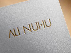 Ali Nuhu Logo Design - 2