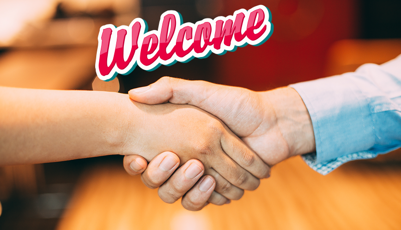 how to give a warm welcome to new leads