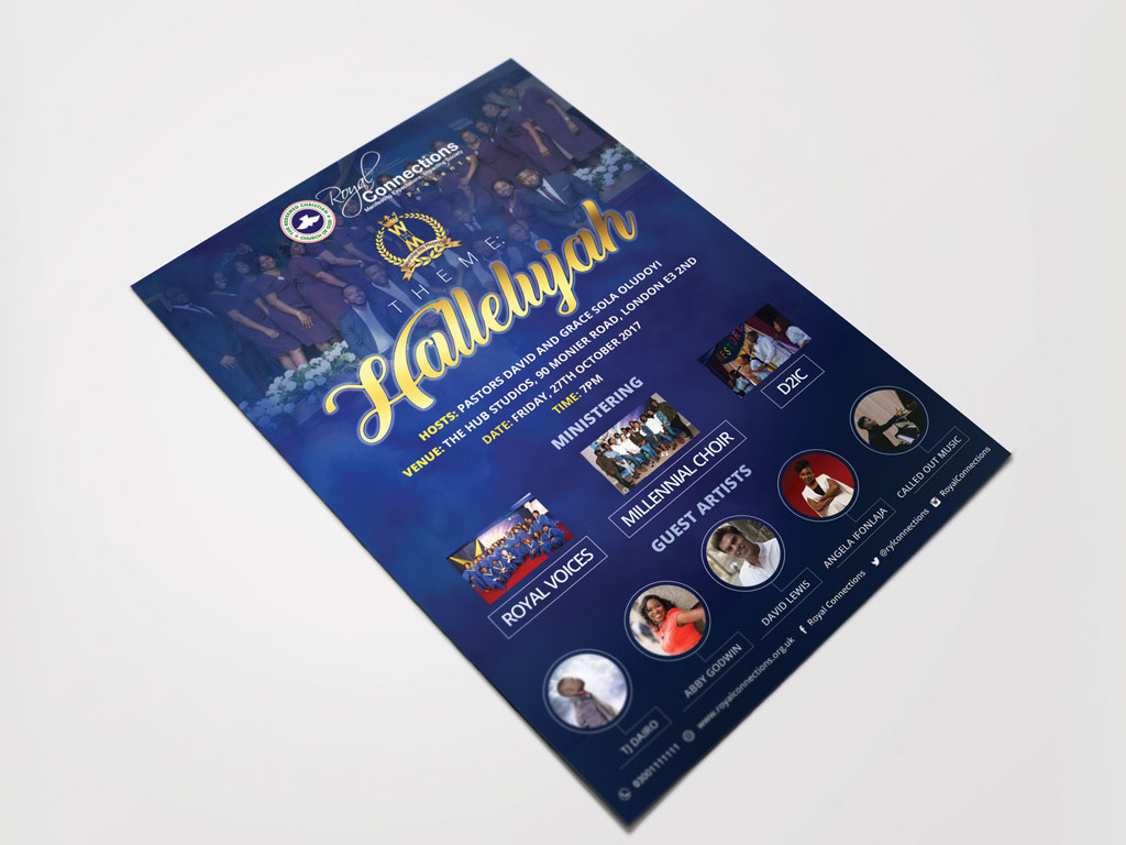 TopYouGo - Graphic Design Company Nigeria (Flyer Design)