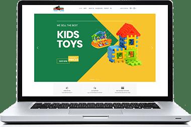 Online Shop Web Designer Nigeria