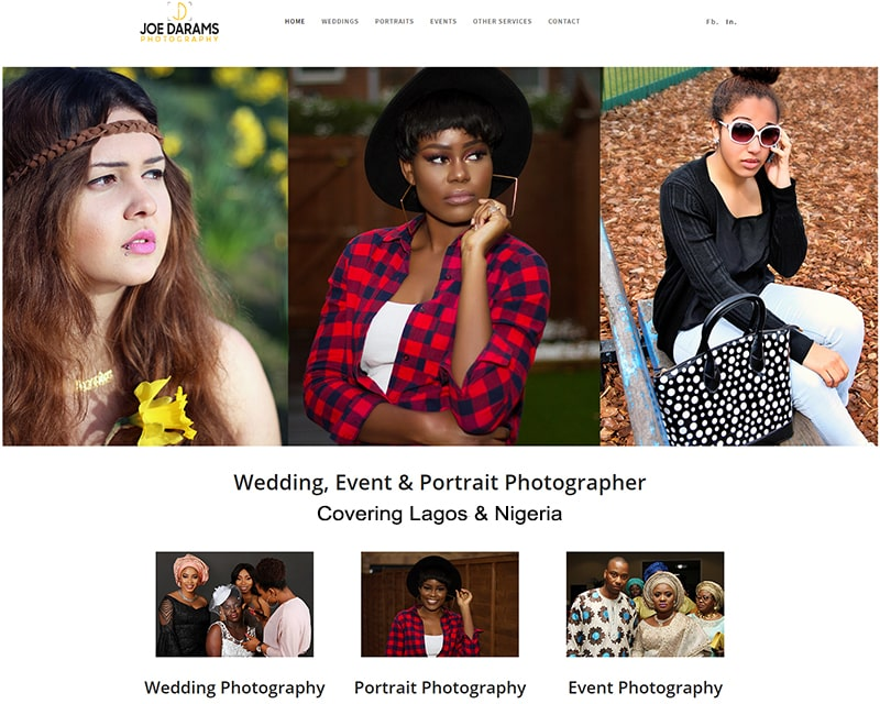 Web Design Agency Nigeria - Creative Studio