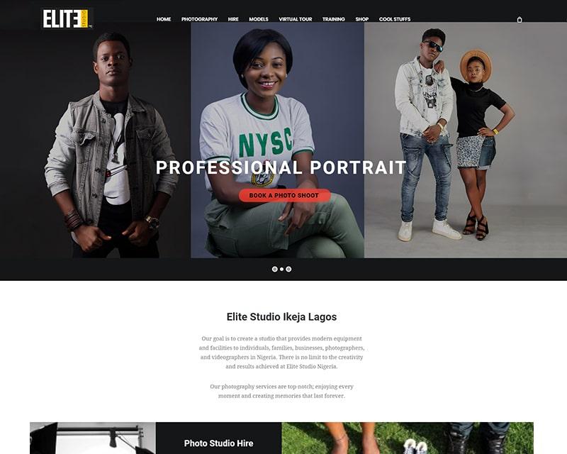 Web Design Company Lagos Nigeria - Creative Agency
