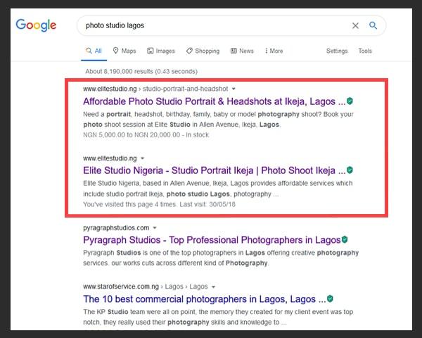 Web Design Company & SEO Agency Nigeria